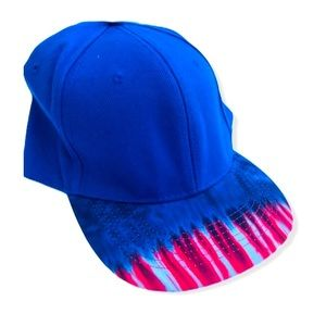 Jack Red White And Blue SnapBack cap